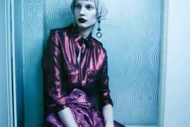 Elisabeth Erm для Vogue Germany April 2014
