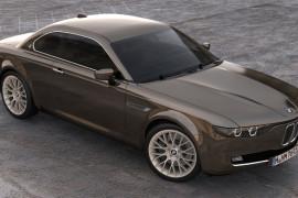 Ретро-концепт BMW CS Vintage