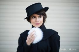 На улицах мира: Женские шляпы
