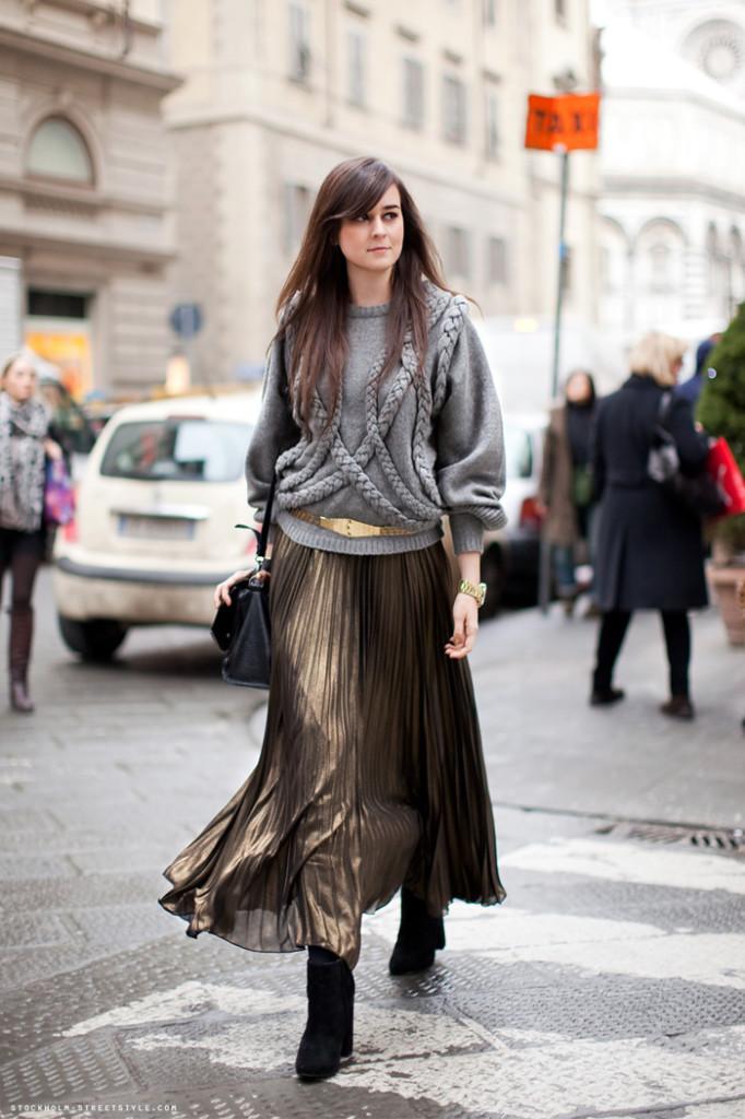 как-носить-макси-юбку-2014