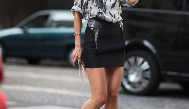 Обзор новинок: Актуальные юбки 2014