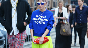 Street style: Sydney Fashion Week