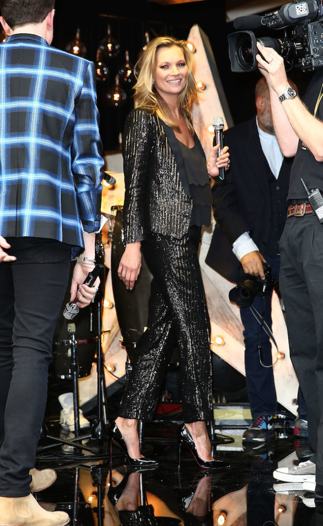 Kate Moss For TopShop - Collection Launch Photocall