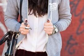 5 способов носить классическую белую рубашку
