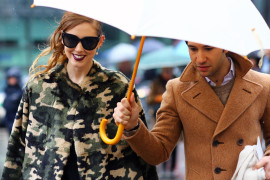 Ревизия: Что надеть в дождливую погоду?