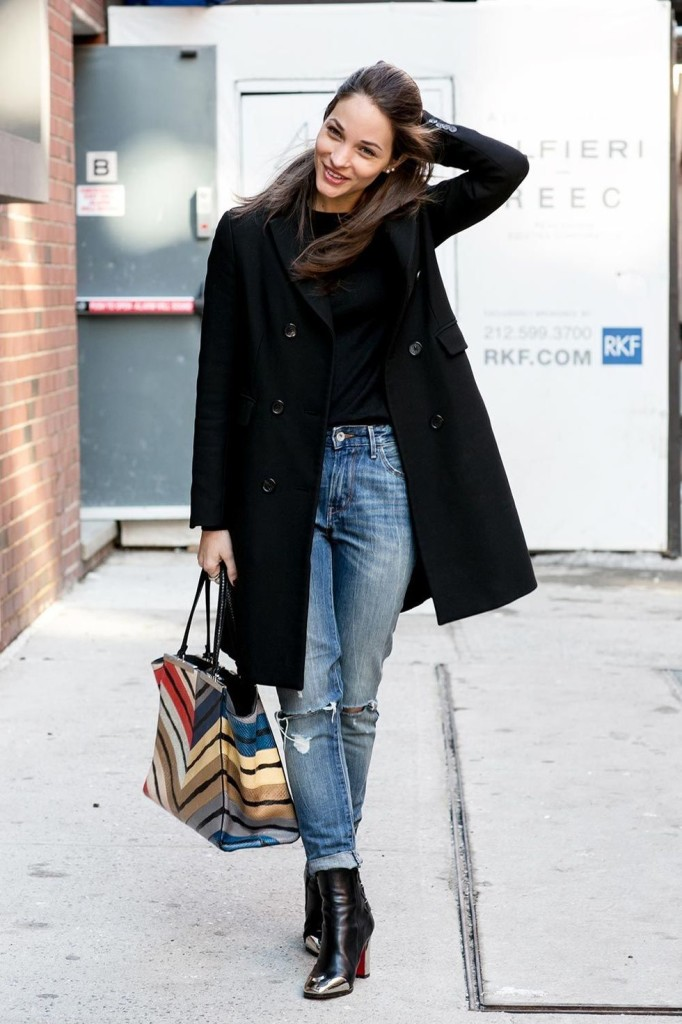new-york-fashion-week-autum-winter-2014-street-style-trends-ripped-jeans-03