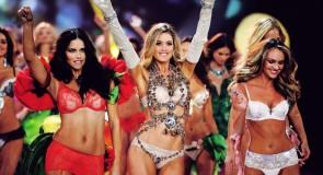 Шоу Victoria's Secret перемещается в Лондон