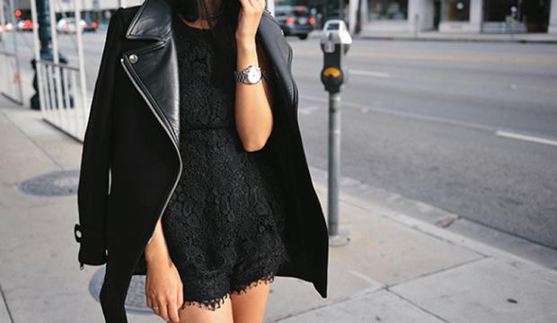 Must-have: Маленькое черное платье