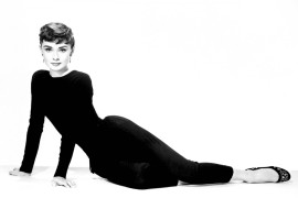 Икона стиля: Одри Хепберн