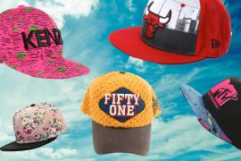 И украсит, и защитит: выбираем яркие кепки