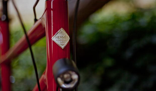 Велосипеды от Hermes — легкость и шик