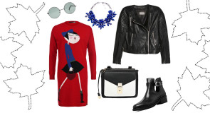 Look of the day: Новый сезон