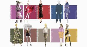 Модные цвета осени 2014 — ТОП 10