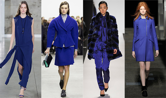 NYFW Fall 2014 Trend Report-MyBeautifulDressing-Royal Blue_1