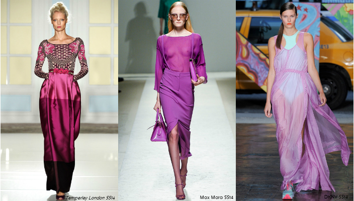 Pantone-Radian-Orchid-on-the-Runway