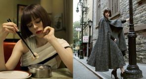 Вечная классика: Коко Роша для Harper's Bazaar Thailand