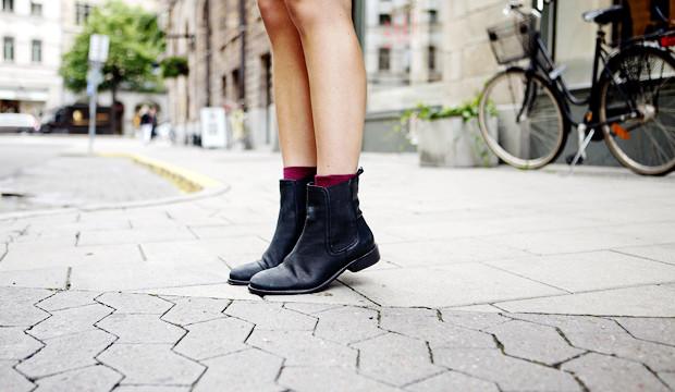 Уйти по-английски: Выбираем актуальные ботинки-челси