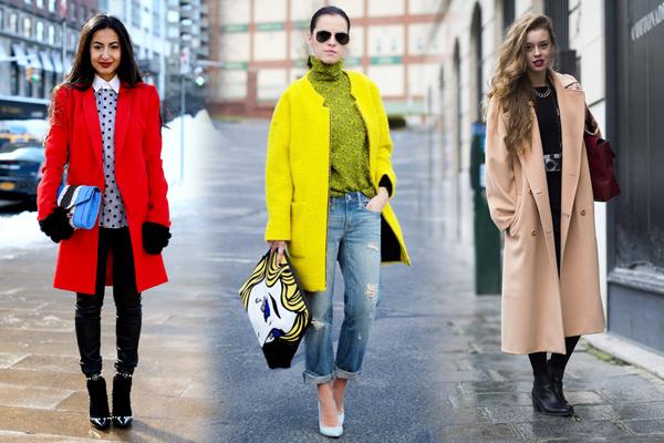 весенние женские пальто