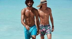 Мужские купальные шорты для отдыха 2018: настраиваемся на тренды