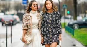 Модные принты для девушек летом 2018
