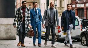 Модный лук для мужчин 2018 года
