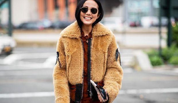 Какие плюсы и минусы пальто из искусственного меха